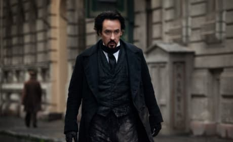 First Look: John Cusack in The Raven