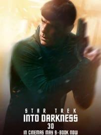 Star Trek Into Darkness Zachary Quinto Poster