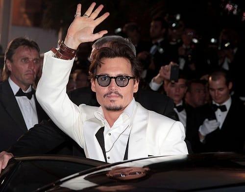 Johnny Depp pic