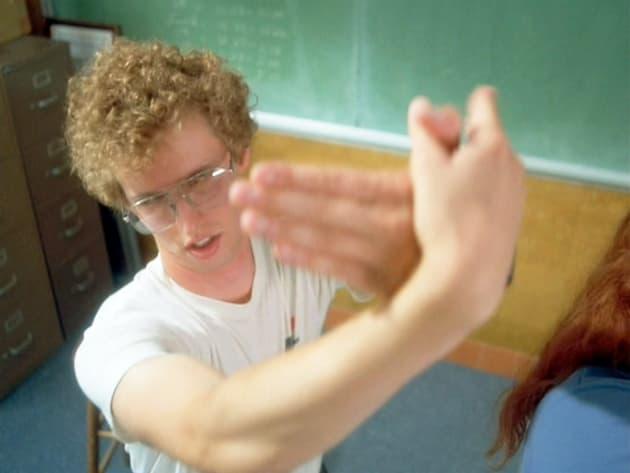 Napoleon Dynamite Sign Language Club