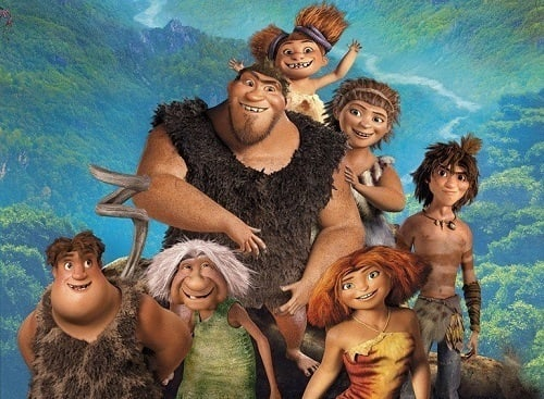 the croods review prehistoric family fun movie fanatic