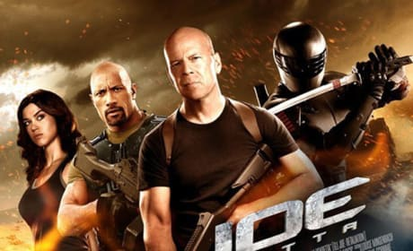 G.I. Joe: Retaliation International Poster - Italian