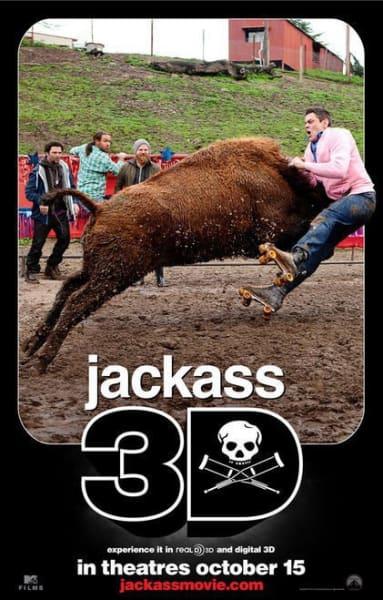 Jackass 3D Poster 2