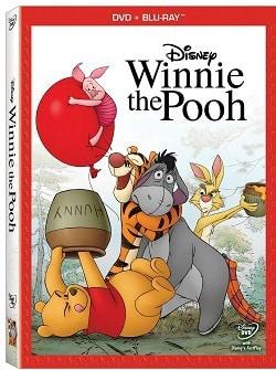 Winnie the Pooh Blu-Ray