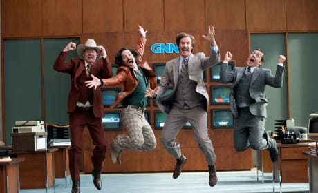 Anchorman 2 Cast Photo