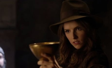 Watch Anna Kendrick as Indiana Jones!