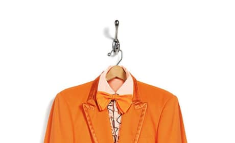 Dumb and Dumber To Orange Suit Poster