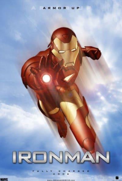 Different Iron Man Poster