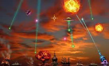Video Game Missile Command To Become A Movie