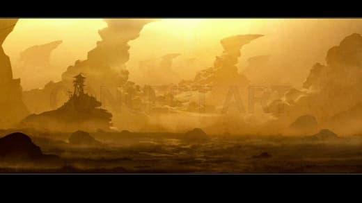 Concept Art for Warcraft