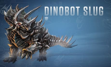 Transformers Age of Extinction Dinobot Slug