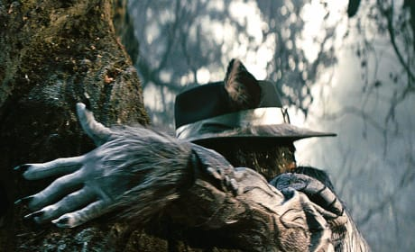 Into the Woods Photos: Johnny Depp Is The Big Bad Wolf!