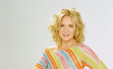 Kim Cattrall Image
