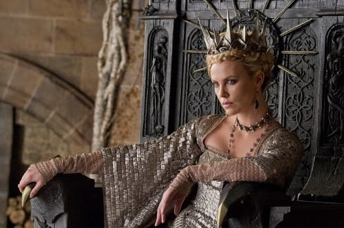 Charlize Theron Stars in Snow White and the Huntsman