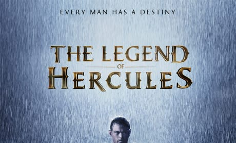 The Legend of Hercules Poster: Kellan Lutz Featured as Movie Changes Name