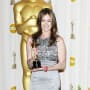 Kathryn Bigelow at The Oscars