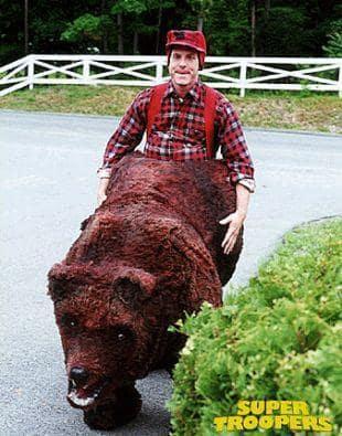 Bear Banging