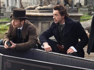 Examining Blackwood's Casket