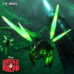 Cy-Bug Wreck-It Ralph