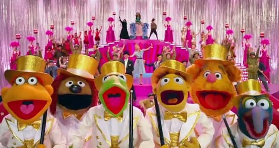Muppets Most Wanted Cast Photo