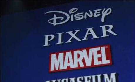 D23 Disney Presentation