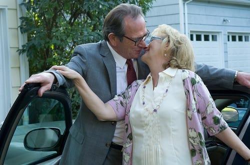Meryl Streep and Tommy Lee Jones in Hope Floats