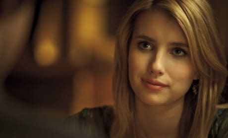 Emma Roberts is Popular Sally