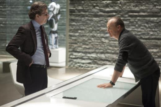 RoboCop Michael Keaton Gary Oldman