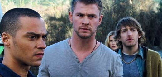 Chris Hemsworth in The Cabin in the Woods
