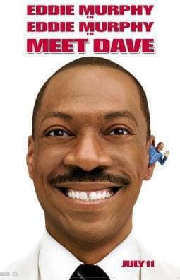 Meet Dave Movie Poster