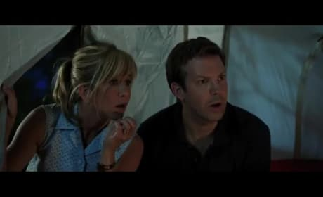 We're The Millers Red Band Trailer: Jennifer Aniston as a Stripper?