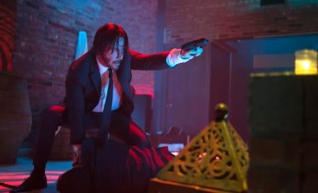 John Wick Stars Keanu Reeves