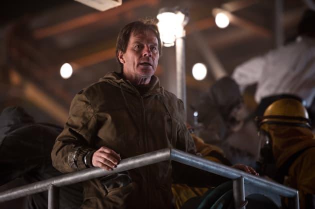 Bryan Cranston Stars Godzilla