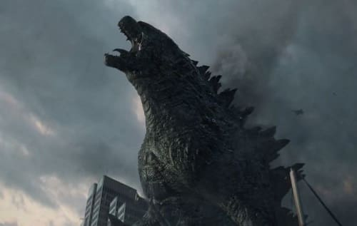 Godzilla Movie Photo