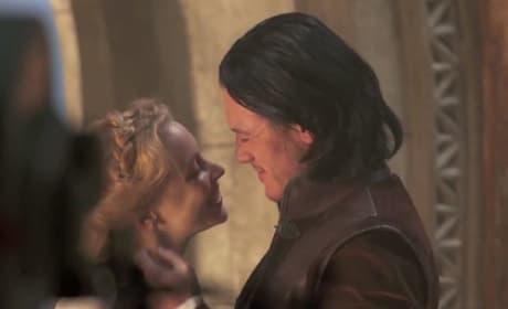 Dracula Untold Sarah Gadon Luke Evans