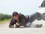 Joseph Gordon-Levitt as Joseph Simmons in Looper