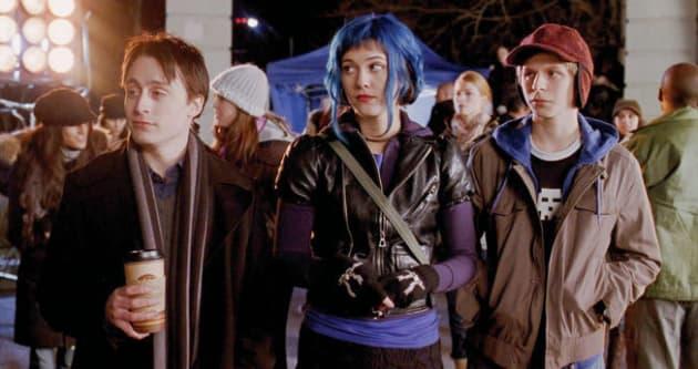 Wallace, Ramona and Scott