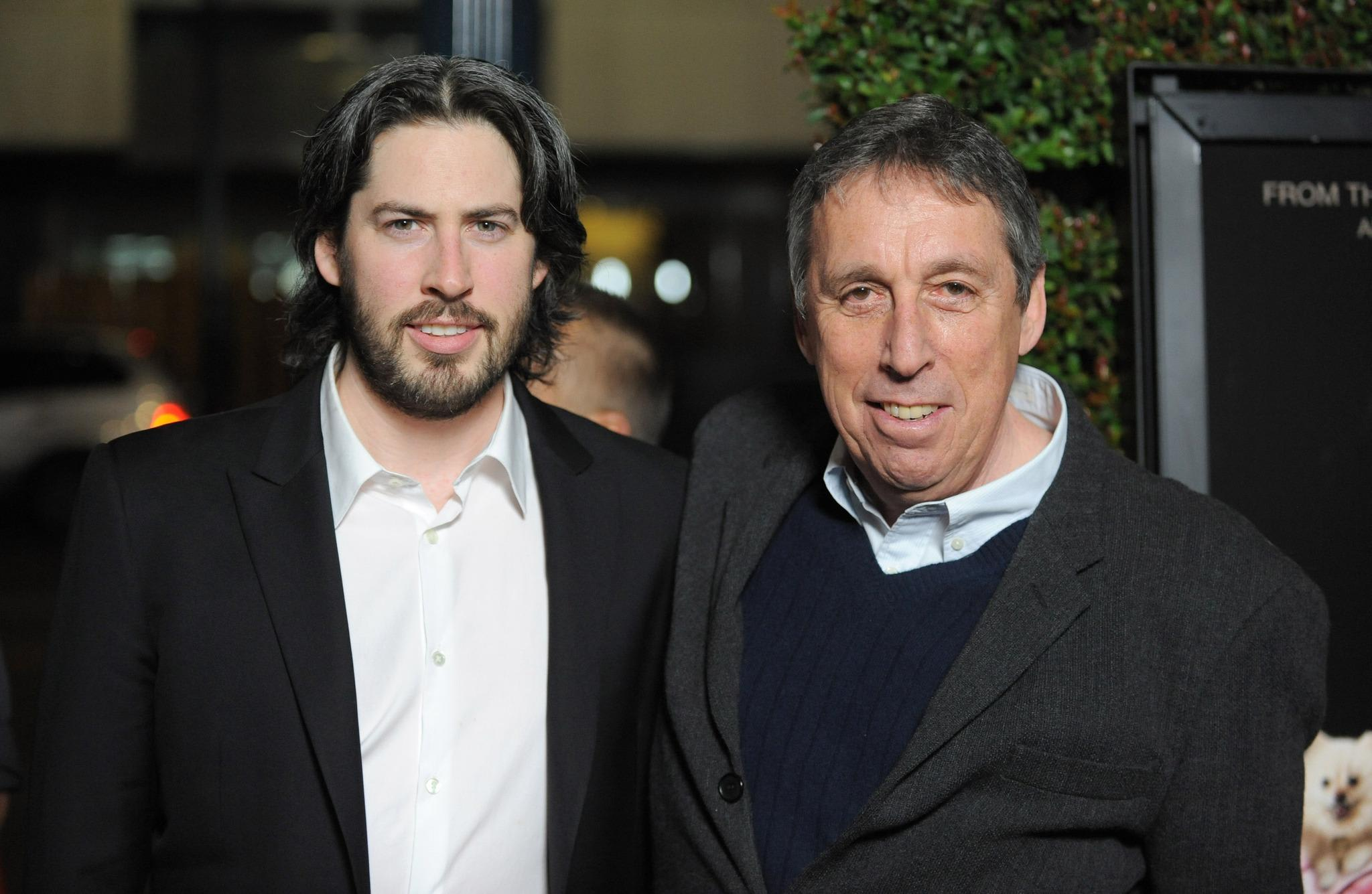 Jason Reitman Ivan Reitman - Movie Fanatic