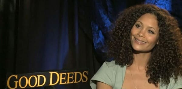Thandie Newton Interview