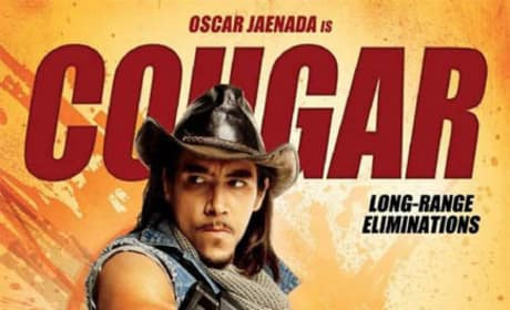 Losers Cougar Poster