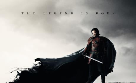 Dracula Untold: Posters & First Photo Tease Batty Story