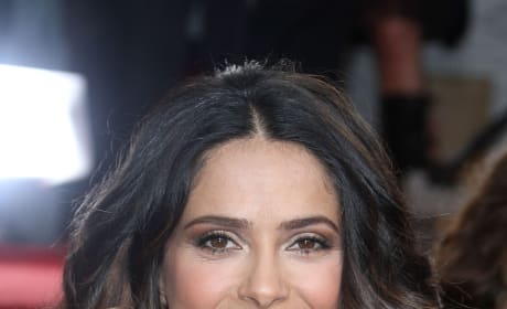 Salma Hayek Photo
