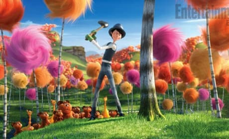 The Lorax Animated Still