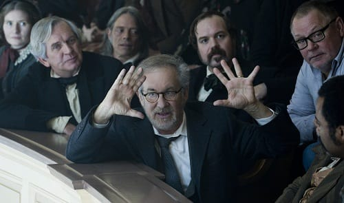 Steven Spielberg Directs Lincoln