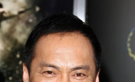 Ken Watanabe at the Inception Premiere