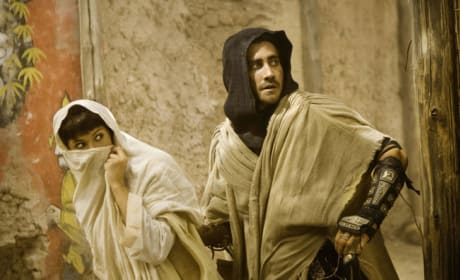 Jake Gyllenhaal and Gemma Arterton Sizzle in Prince of Persia Pictures!