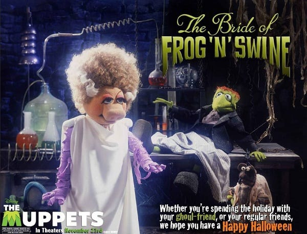 The Muppets: Happy Halloween