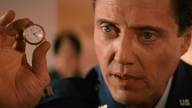 Pulp Fiction Christopher Walken