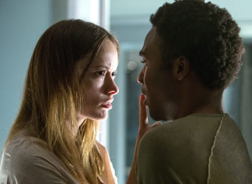 The Lazarus Effect Olivia Wilde Donald Glover