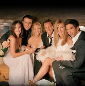 Friends Movie Rumors Heat Up